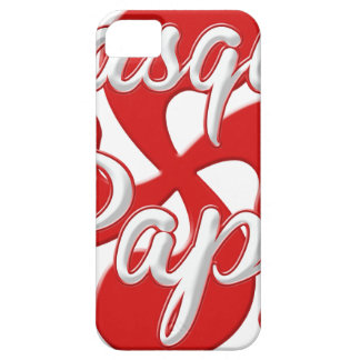 Basque Grandpa iPhone 5 Cases