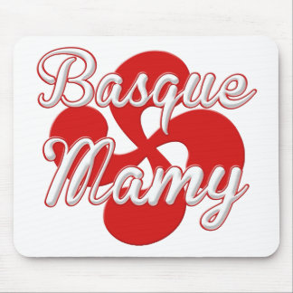 Basque Granny 2.PNG Mouse Pad