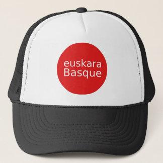Basque Language Design Trucker Hat