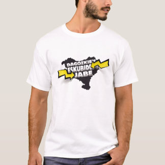 Basque Prisoners in Basque Country T-Shirt