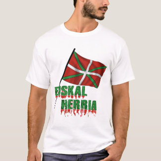 Basque tee-shirt T-Shirt