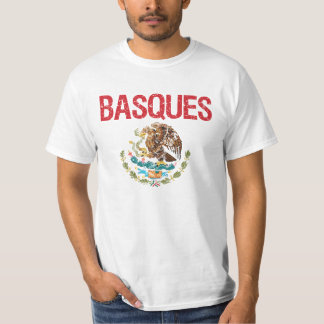 Basques Surname T-Shirt