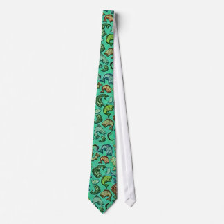 Bass and Trout Tie