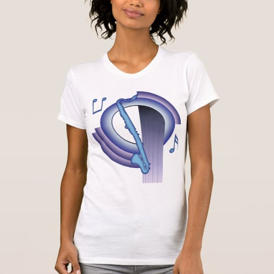 Bass Clarinet Deco2 T-Shirt