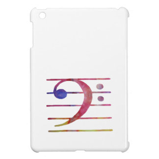 Bass Clef iPad Mini Cases