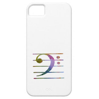 Bass Clef iPhone 5 Covers