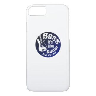 Bass Coole  Music Lover Bass Guitar Gifts iPhone 8/7 Case