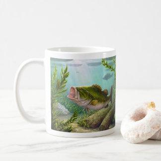 Bass Fish Coffee Mug