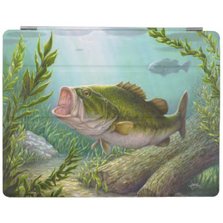 Bass Fish iPad Cover