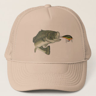Bass Fisherman's Hat