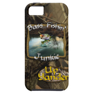 Bass Fishin' Junkie iPhone 5 Cover