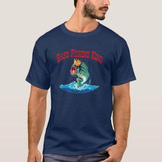 Bass Fishing King T-Shirt