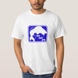 Bass Fishing Logo T-Shirt