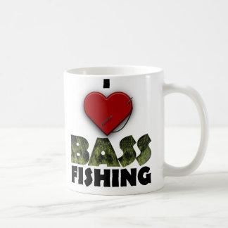 Bass Fishing Mug