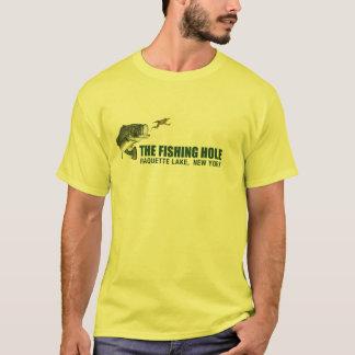 Bass Fishing  shirt Raquette lake