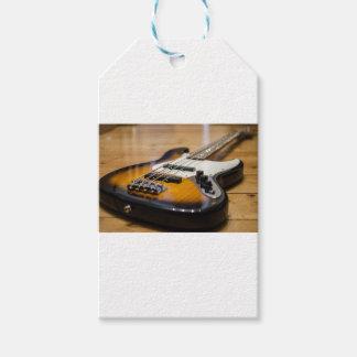 Bass Guitar Bass E Bass Instrument Strings Gift Tags
