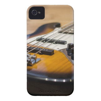 Bass Guitar Bass E Bass Instrument Strings iPhone 4 Cover