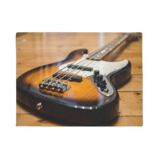 Bass Guitar Doormat