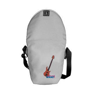 Bass Guitar Courier Bag
