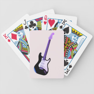 Bass Guitar , Music Poker Playing Cards