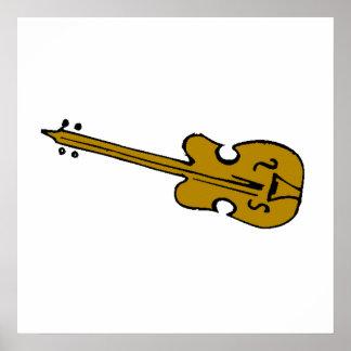 Bass Guitar Posters