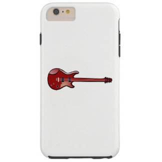 Bass guitar tough iPhone 6 plus case
