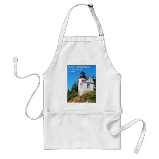 Bass Harbor Head Lighthouse, Maine Cooking Apron
