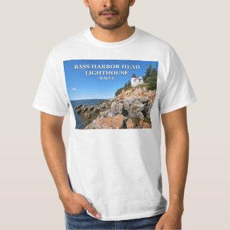 Bass Harbor Head Lighthouse, Maine T-Shirt