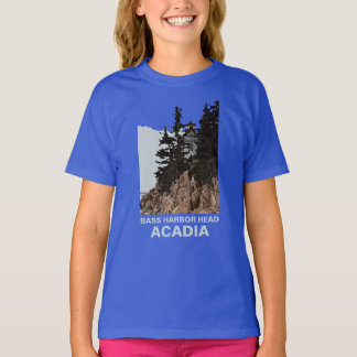 BASS HARBOR HEAD T-Shirt