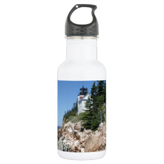 Bass Harbor Lighthouse 5 532 Ml Water Bottle