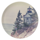 Bass Harbour Head Light Plate