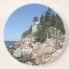 Bass Harbour Lighthouse 5 Coaster
