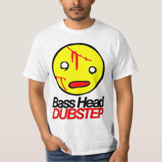 Bass Head Dubstep tee