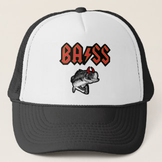 Bass (Horns) Trucker Hat