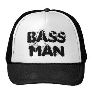 Bass Man Hat