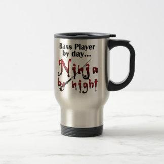 Bass Ninja Travel Mug
