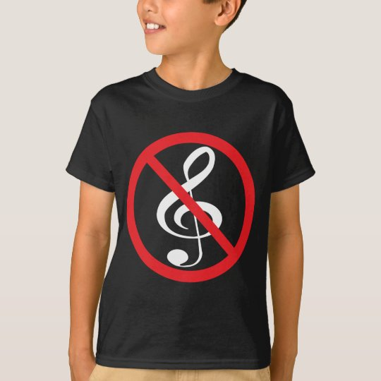 Bass - No Treble stylish T T-Shirt