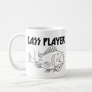 Bass Player Coffee Mug