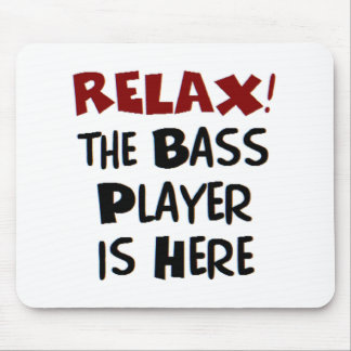 bass player here mouse pad