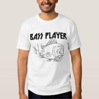 Bass Player Tees