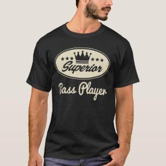 Bass Player Vintage Music T-Shirt