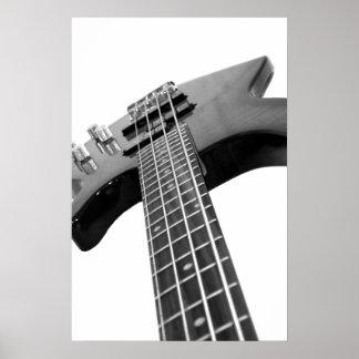 Bass Poster