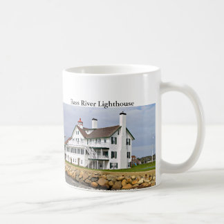 Bass River Lighthouse, Massachusetts Mug