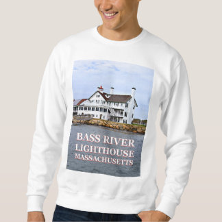 Bass River Lighthouse, Massachusetts Sweatshirt