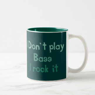 Bass Rock It Mug