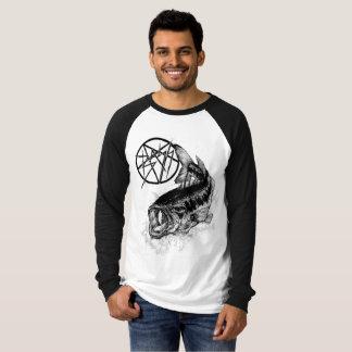 Bass Slayer Raglan T-Shirt