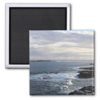 Bass Strait at Sunset Magnet