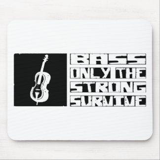 Bass Survive Mouse Pad