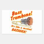Bass Trombone Musical Bazooka