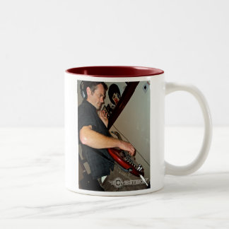 Bass Two-Tone Coffee Mug